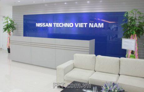 Dự án Văn phòng Nissan