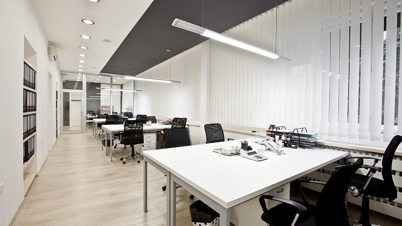 các mẫu thiết kế văn phòng đẹp