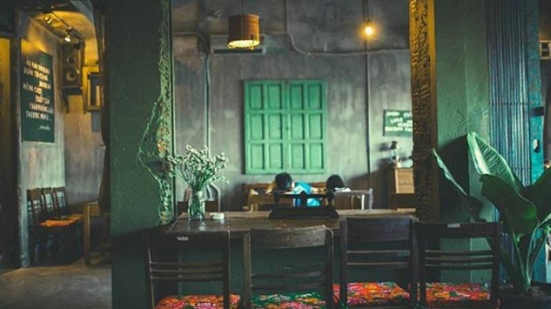 Ý tưởng thiết kế quán cafe cổ điển