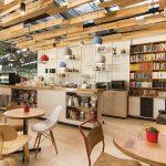 Ý tưởng thiết kế quán cafe sách