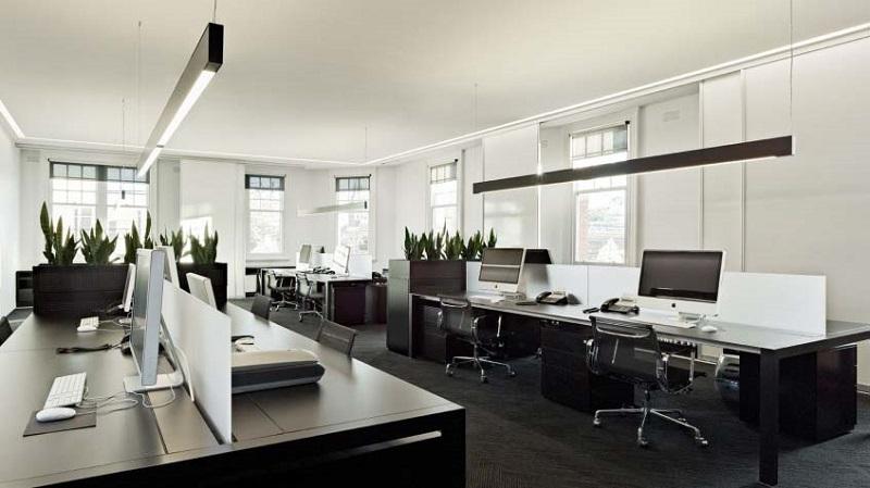 Thiết kế văn phòng nhỏ