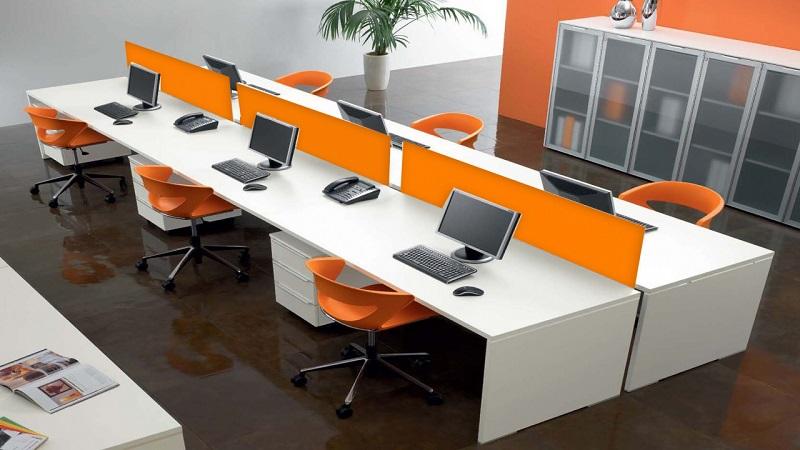 Tiêu chuẩn thiết kế văn phòng làm việc