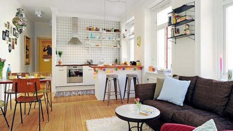 Thiết kế chung cư nhỏ