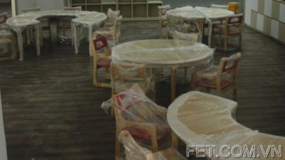 Thi công hoàn thiện trường mầm non Steame Garten – Tam Trinh