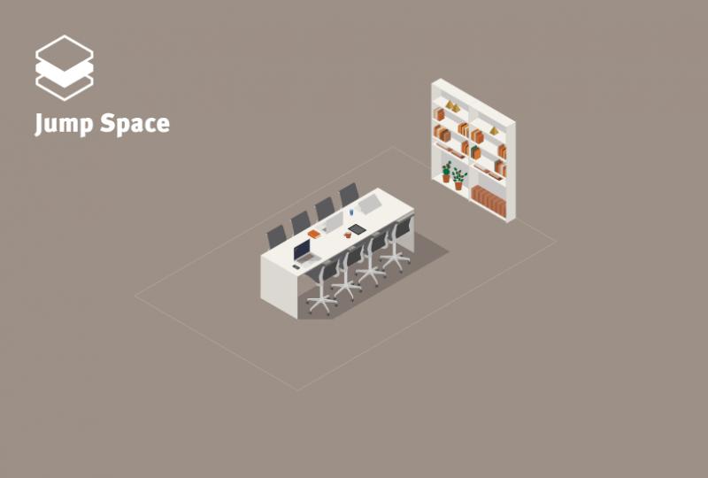 Không gian văn phòng Jump space