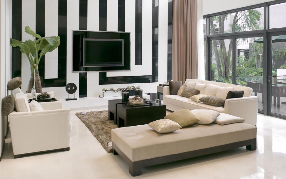 Thiết kế phòng khách theo mệnh