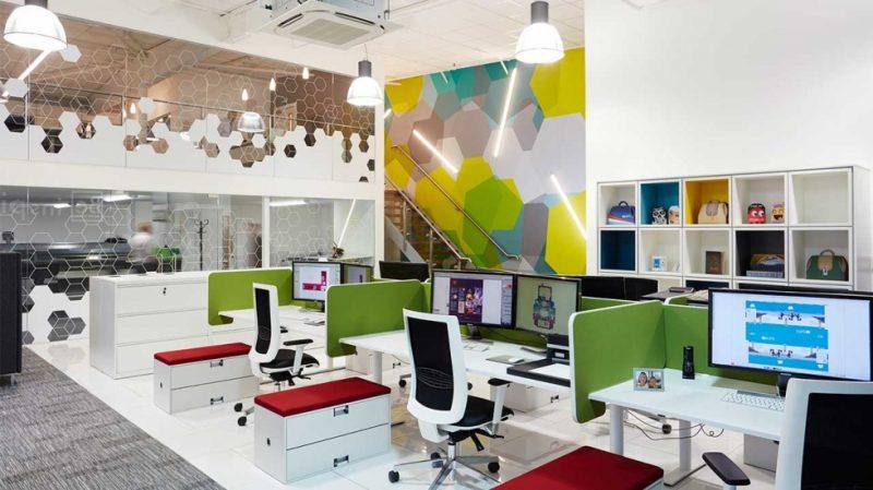 Tính thẩm mỹ trong thiết kế văn phòng