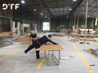 Nhân sự nhà máy chuyên nghiệp, kỹ thuật cao