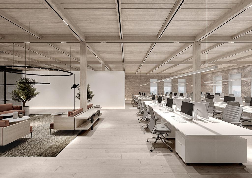 Nội thất văn phòng cao cấp là giải pháp thông minh để doanh nghiệp thu hút và giữ chân người tài lâu dài