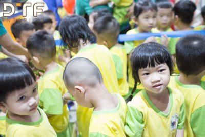 Thi công nội thất khu vui chơi trẻ em Fanpekka Tại Aeon Tân Phú