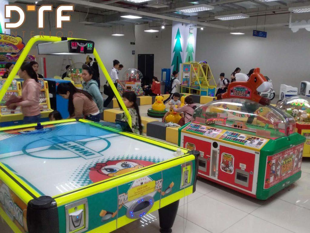 Thi công nội thất khu vui chơi trẻ em (5)