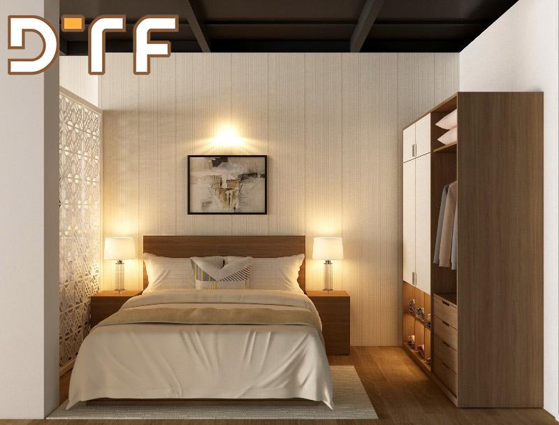 Thiết kế thi công nội thất Showroom DTF tại Đà Nẵng