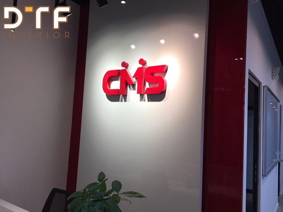 Thi công nội thất văn phòng CMS