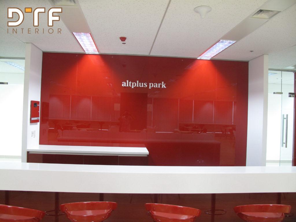 Thi công nội thất văn phòng Altplus