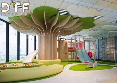 Thiết kế thi công nội thất Steame Garten