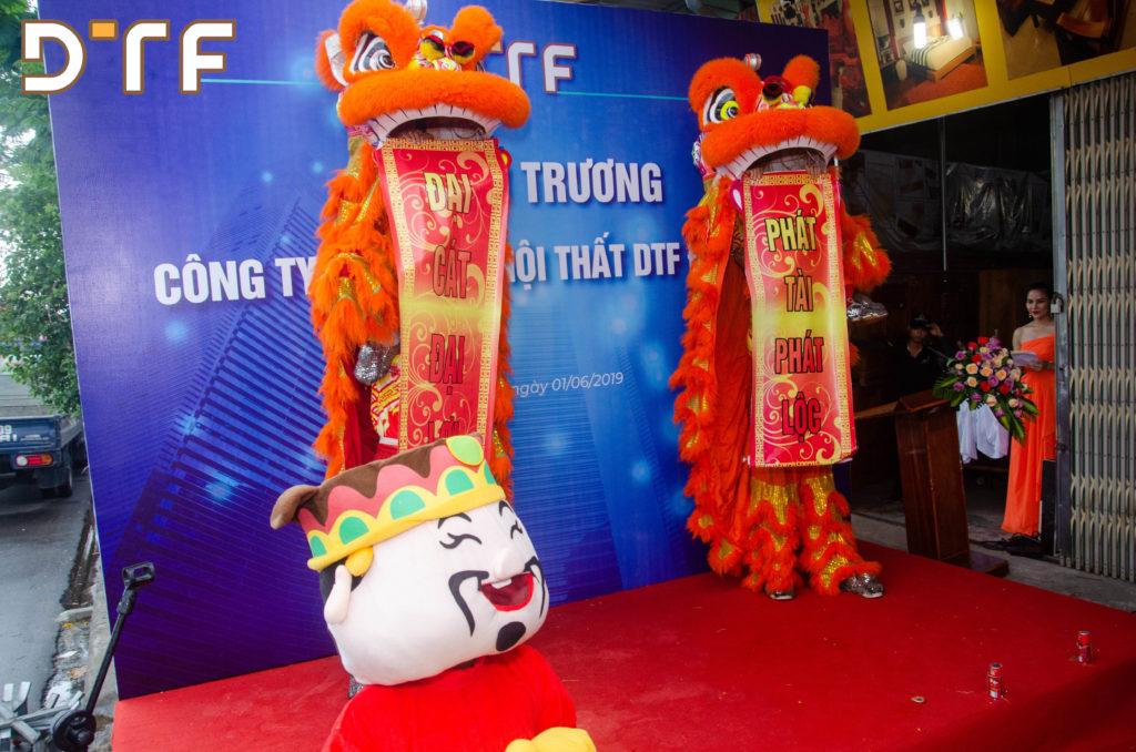 Khai trương showroom và nhà máy nội thất DTF Đà Nẵng