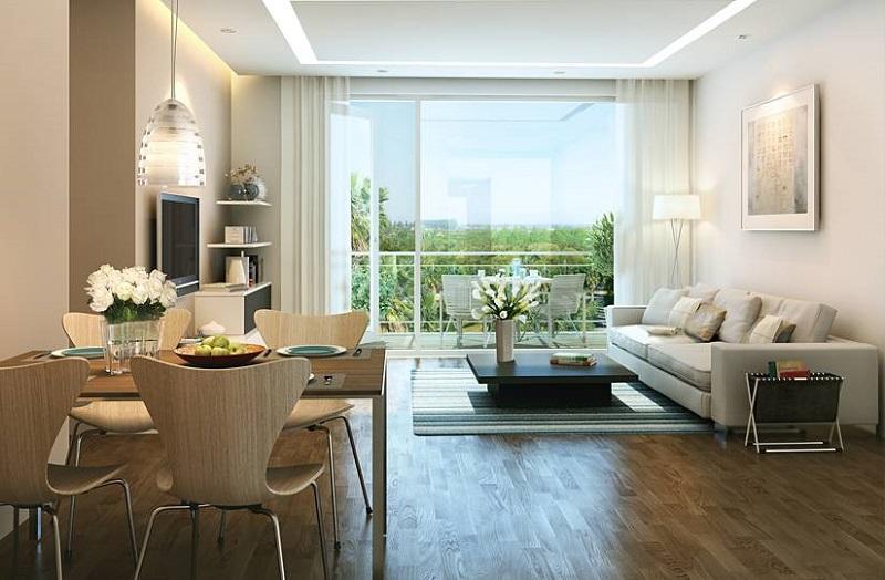 Thi công và sản xuất nội thất căn hộ cao cấp Vinhomes Skylake Phạm Hùng