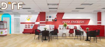Thiết kế thi công nội thất Apax Huế