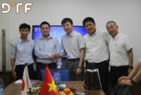 Văn phòng DTF Việt Nam đón tiếp Ogawa Denki Nhật Bản