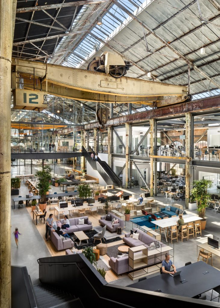 Xu hướng thiết kế nội thất phong cách công nghiệp