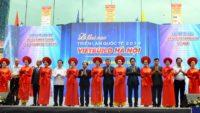 Nội thất DTF tham dự triển lãm Vietbuild 2019 lần thứ hai tại Hà Nội