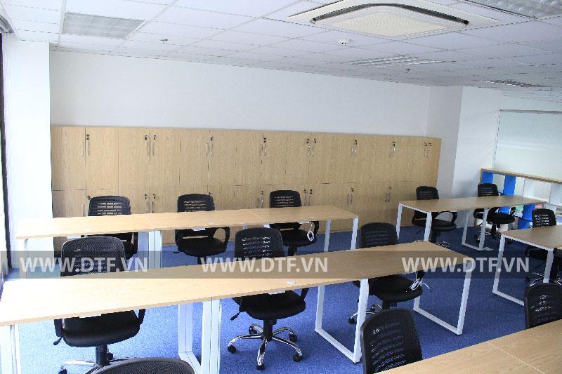 Thi công văn phòng ASM 319 Bộ Quốc Phòng