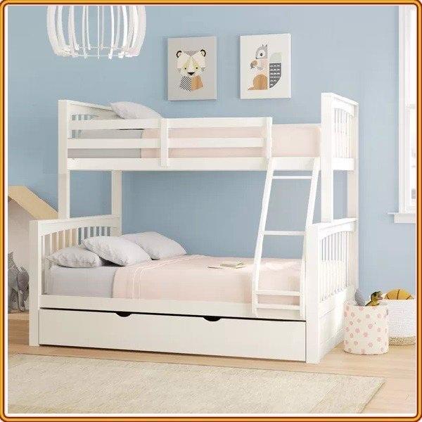 Tổng hợp 8 mẫu giường gỗ công nghiệp đẹp nhất 2020