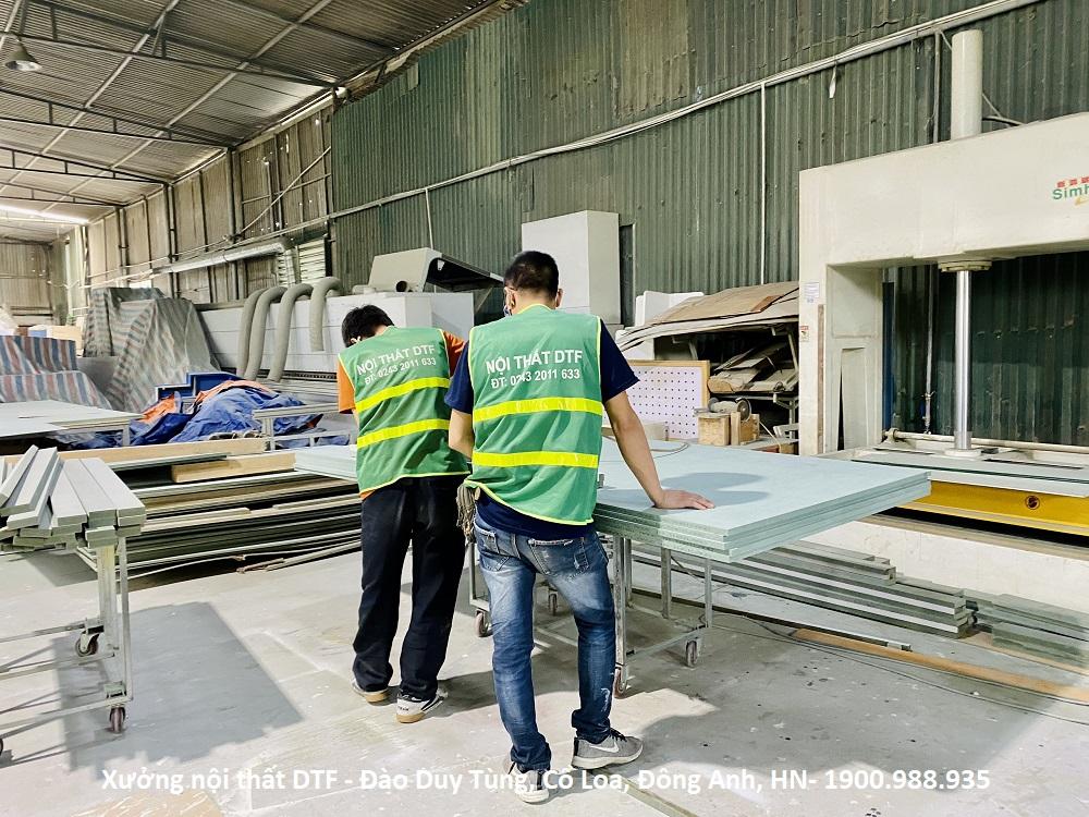 Kinh nghiệm lựa chọn xưởng sản xuất nội thất công nghiệp uy tín, giá tốt tại Hà Nội