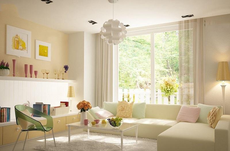 Cập nhật xu hướng trang trí nội thất nổi bật năm 2021