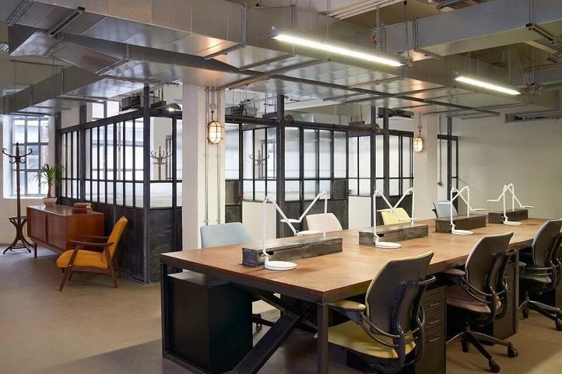 8 mẫu thiết kế nội thất văn phòng siêu đẹp năm 2021