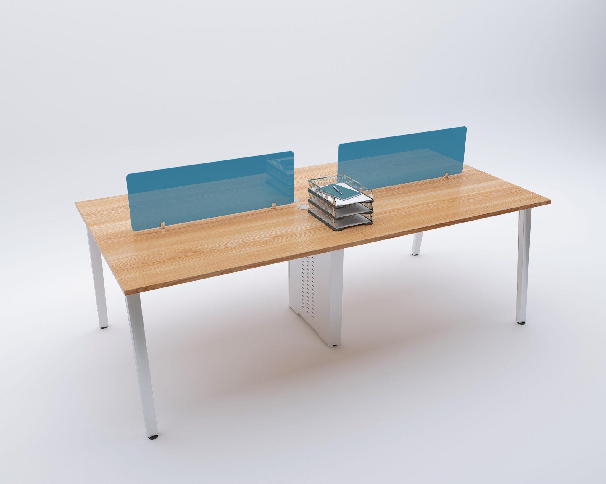 Tổng hợp 6 mẫu bàn văn phòng làm việc Đẹp Nhất năm 2021