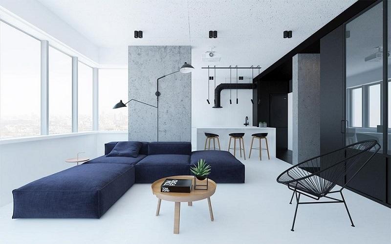 Tổng hợp các phong cách thiết kế – Phong cách Minimalism Styles